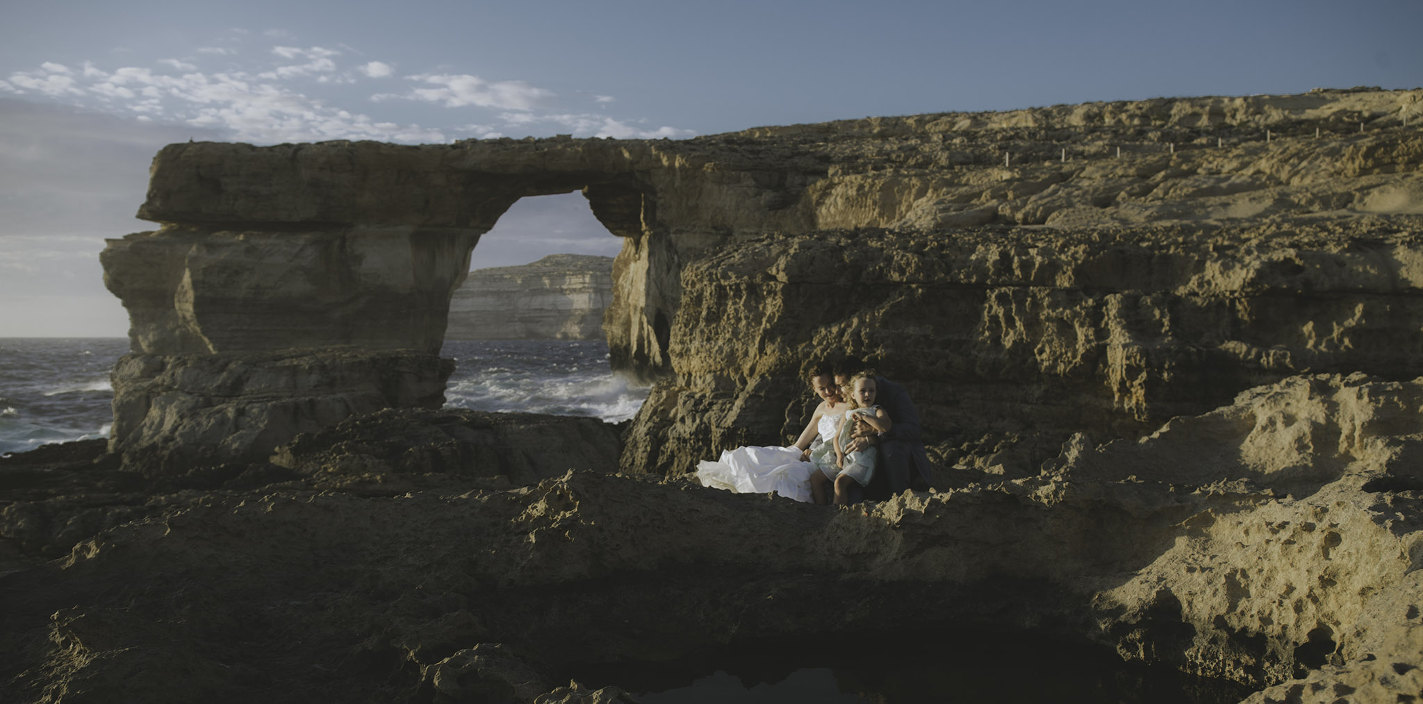 destination wedding photographer Gozo Malta