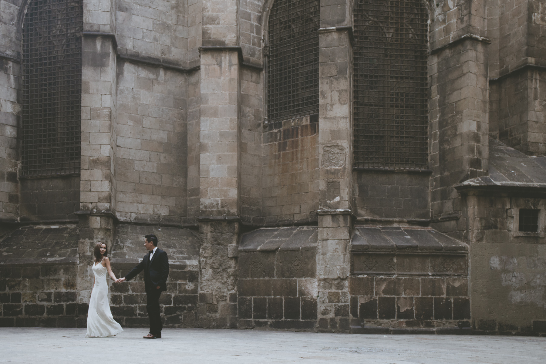 Asian wedding photographer Barcelona