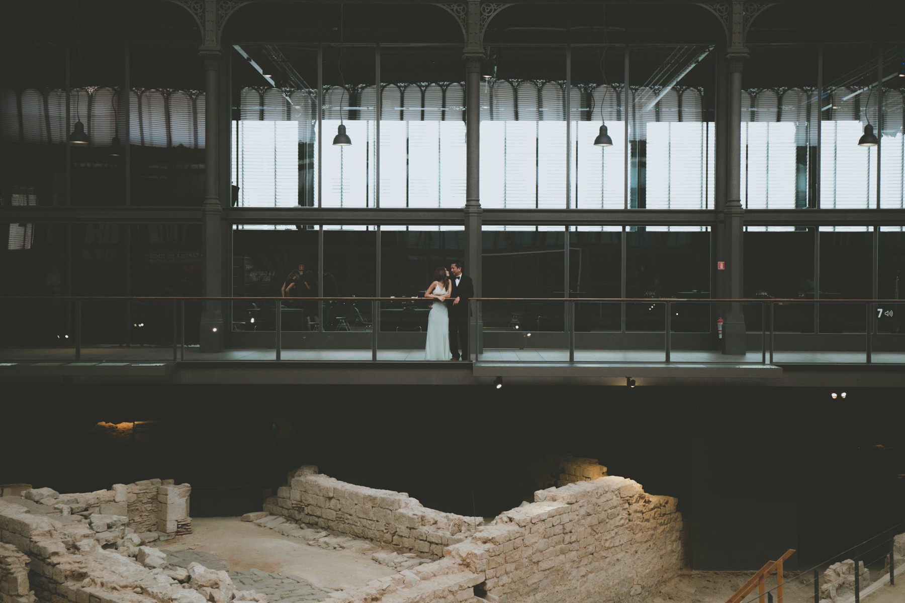 Asian pre wedding Barcelona