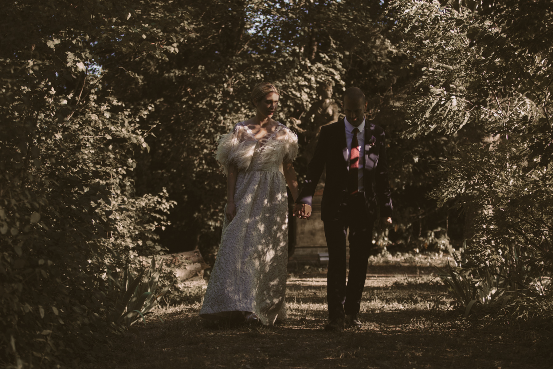 destination wedding photographer South France