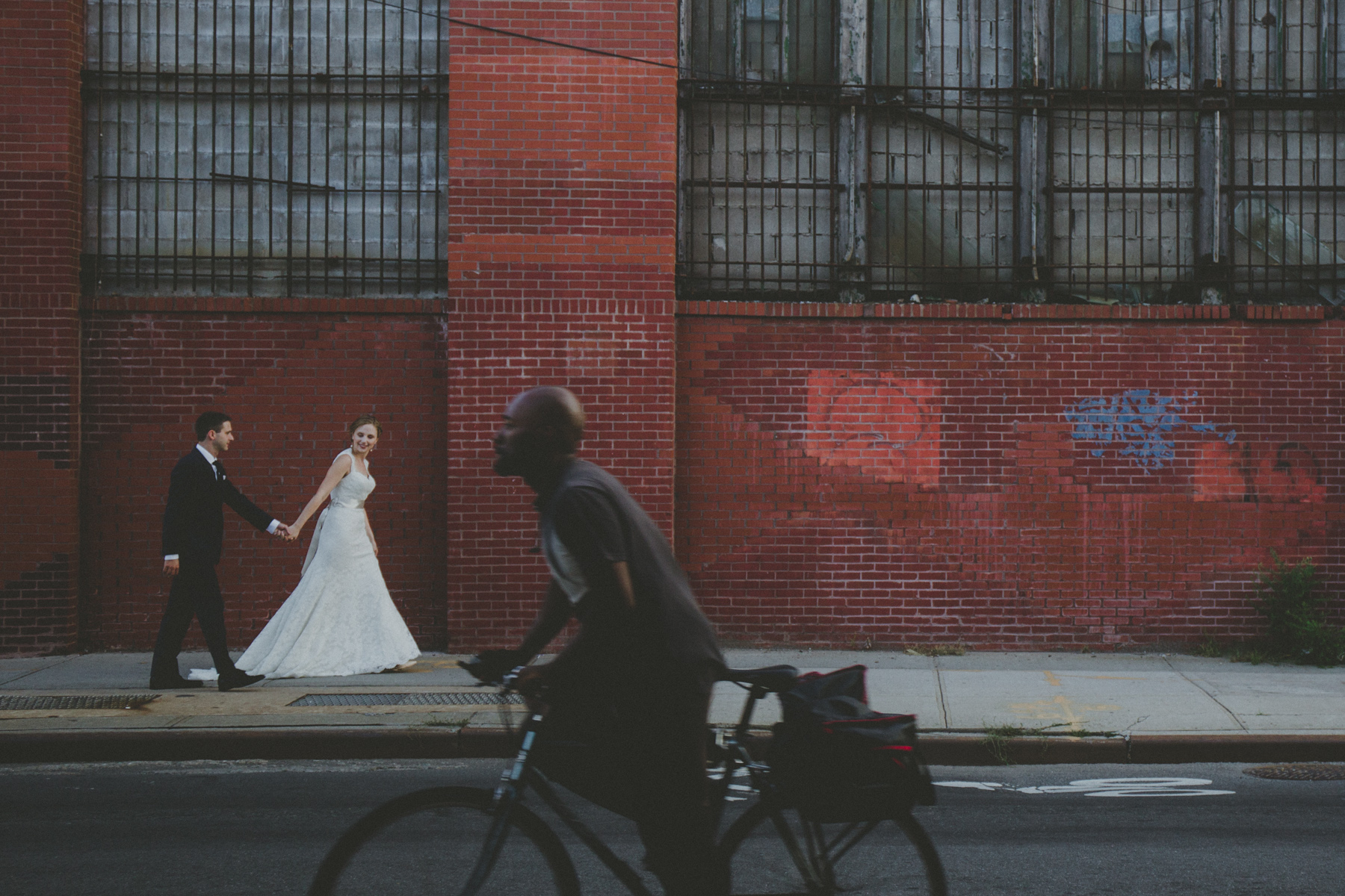 New York wedding photographer Martina Zancan