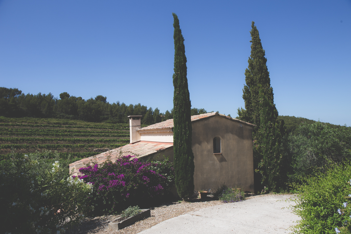 Wedding planning in Provence