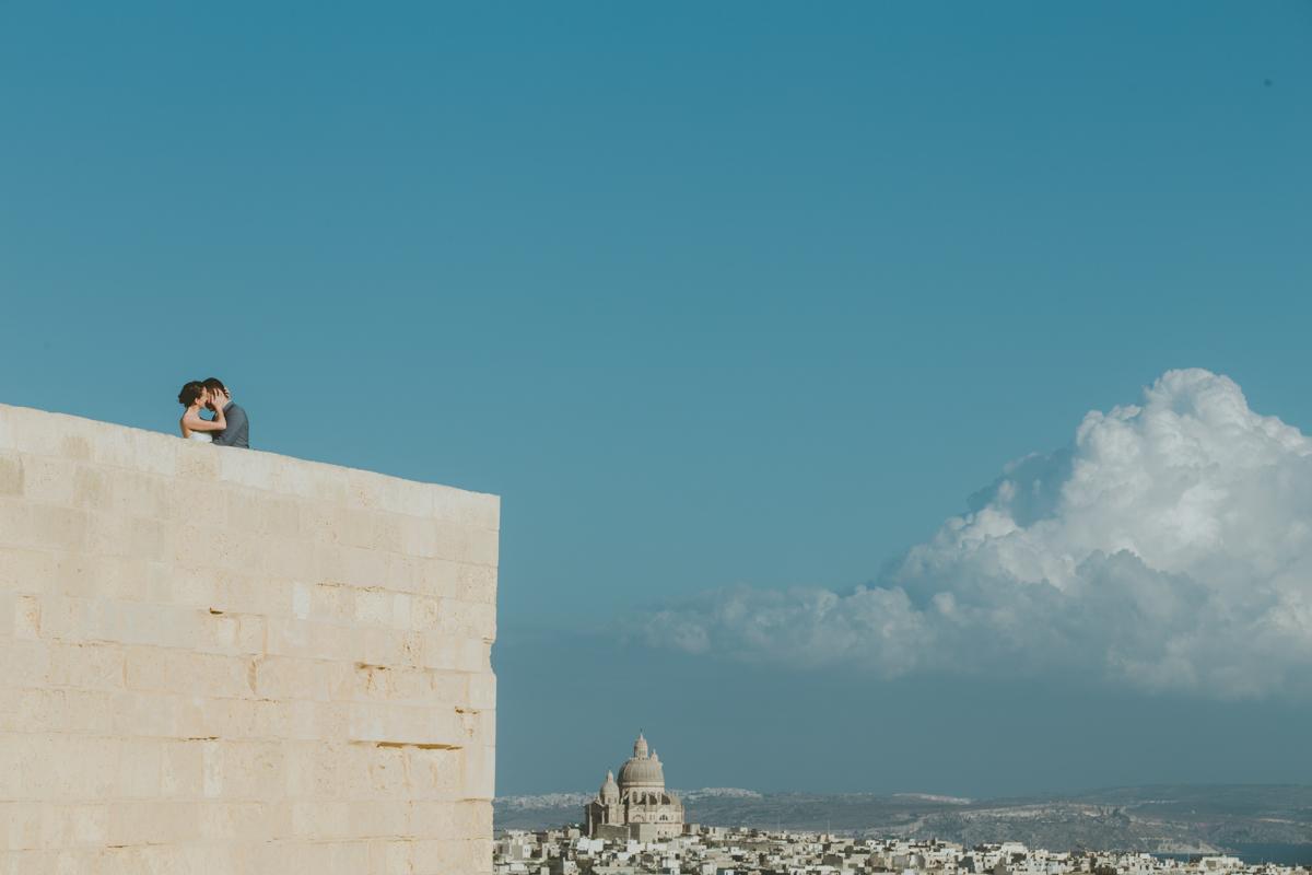 Family photo session in Malta