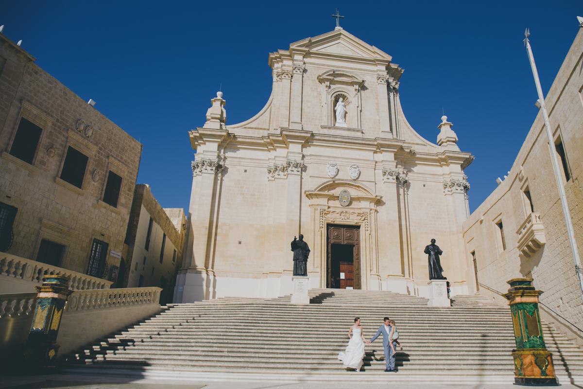Wedding photography in Malta