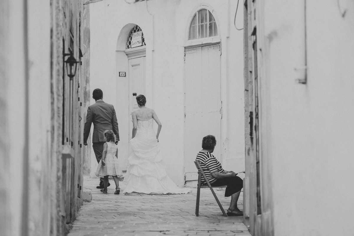 Wedding photo Malta