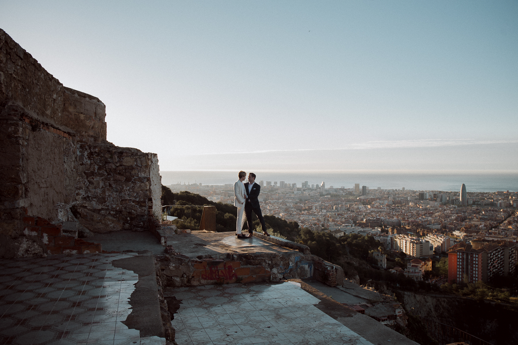 best wedding barcelona