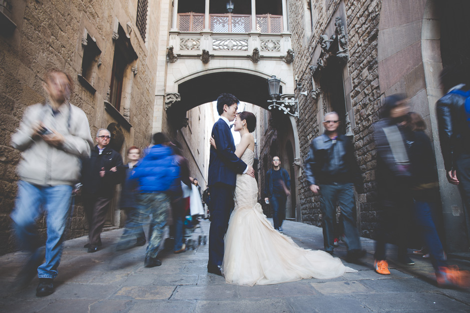 Destination Wedding photographer Barcelona