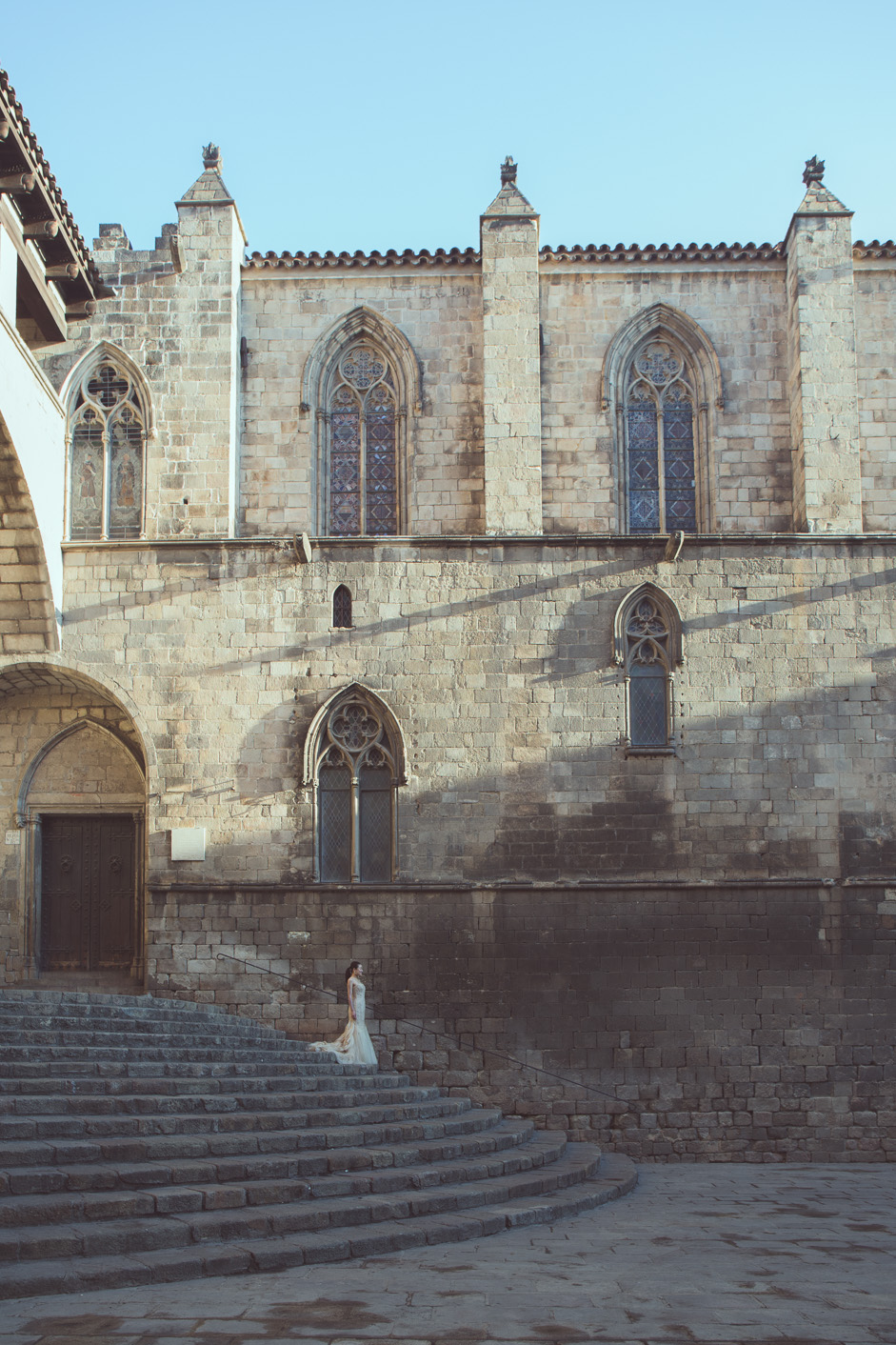 Elopement photographer Barcelona