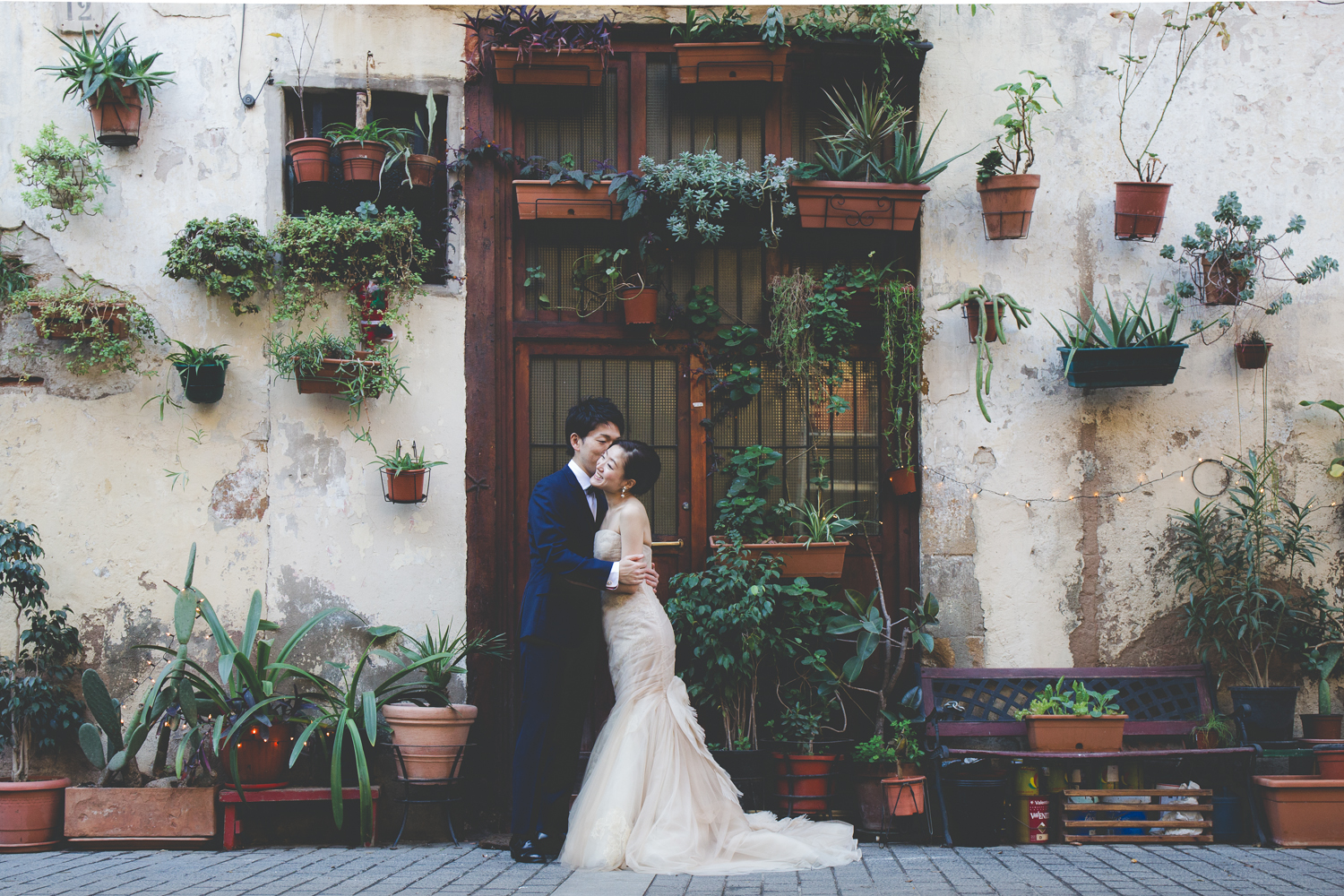 Wedding photography Barcelona, honeymoon and holiday pictures
