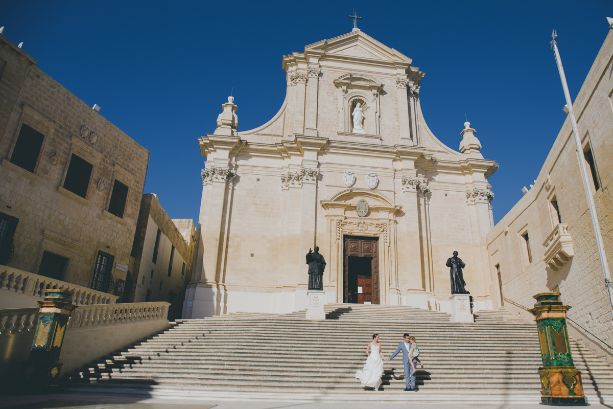 Wedding photography in Malta