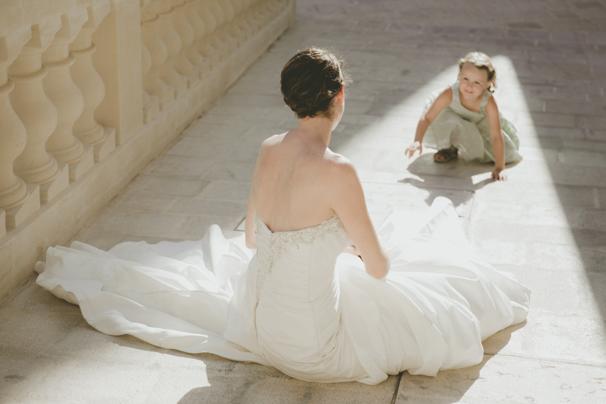 Wedding photography in Gozo