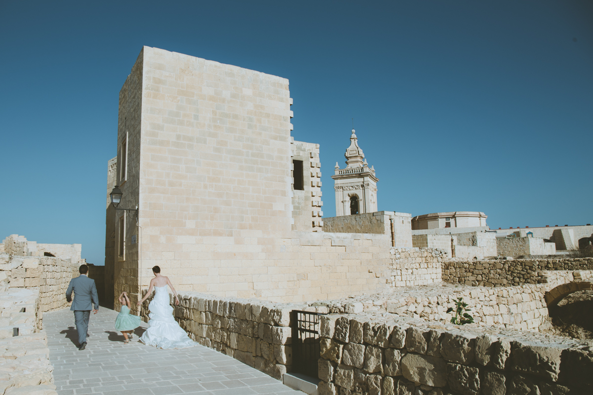 wedding reportage in Malta