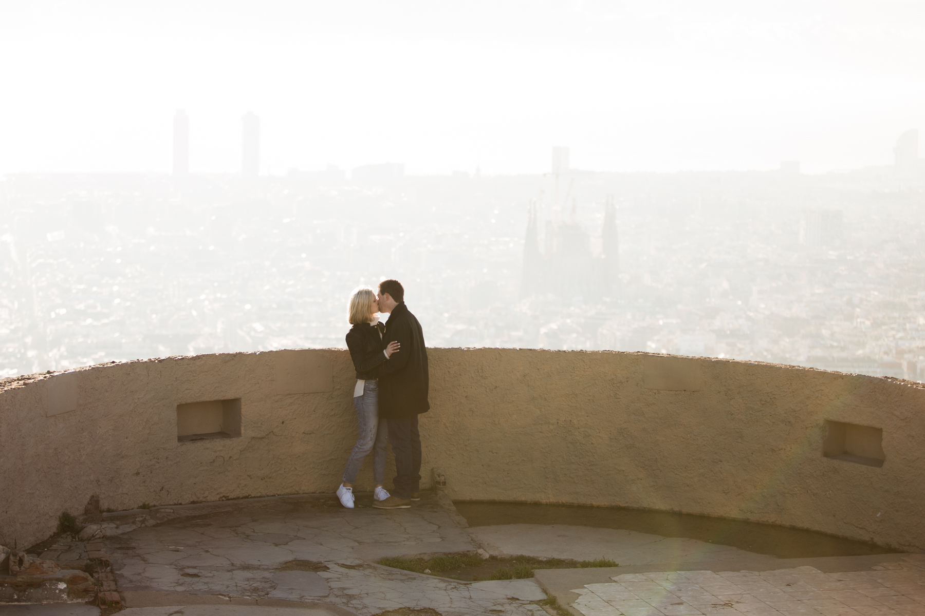 engagement places Barcelona