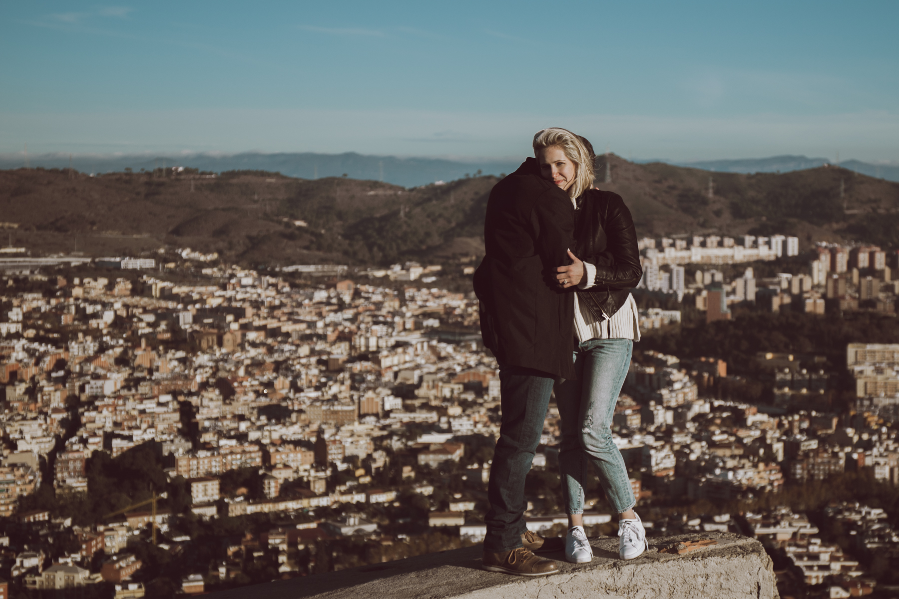 engagement location Barcelona