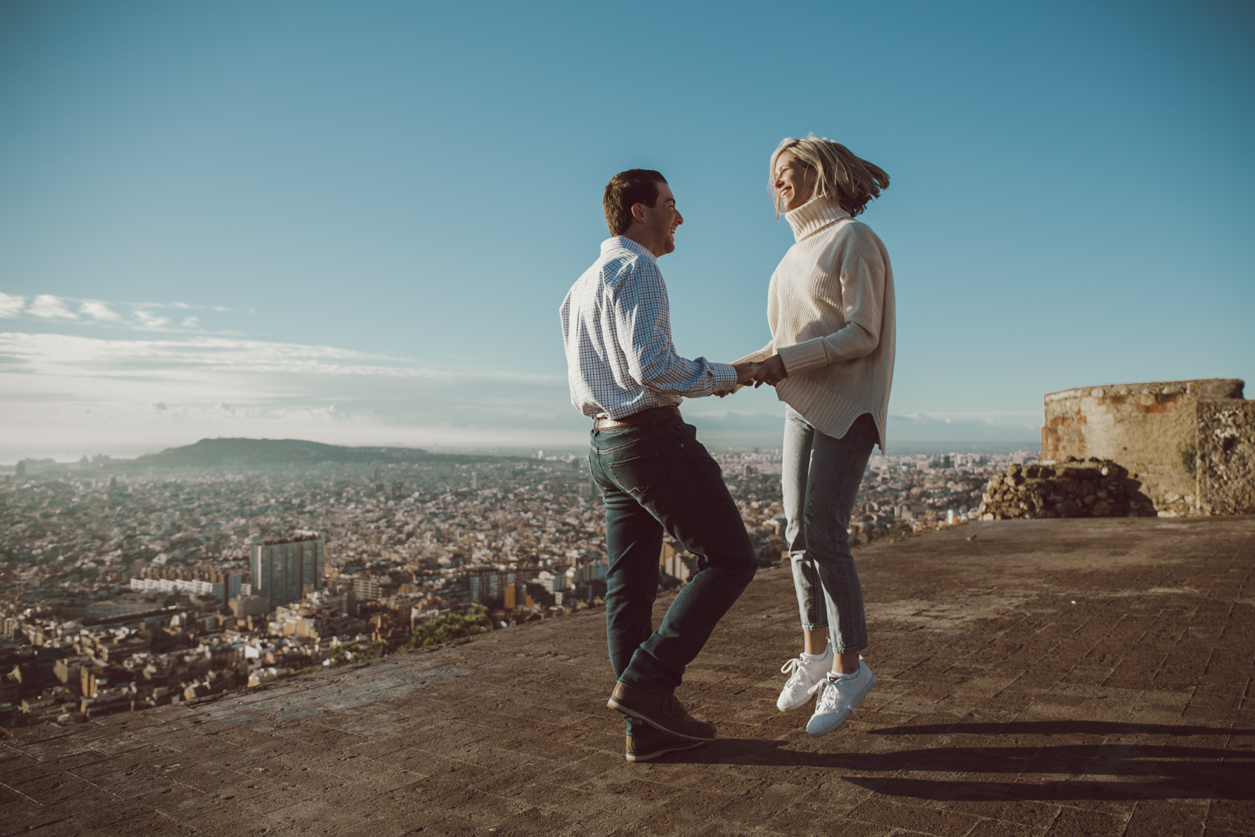 proposal photographer Barcelona