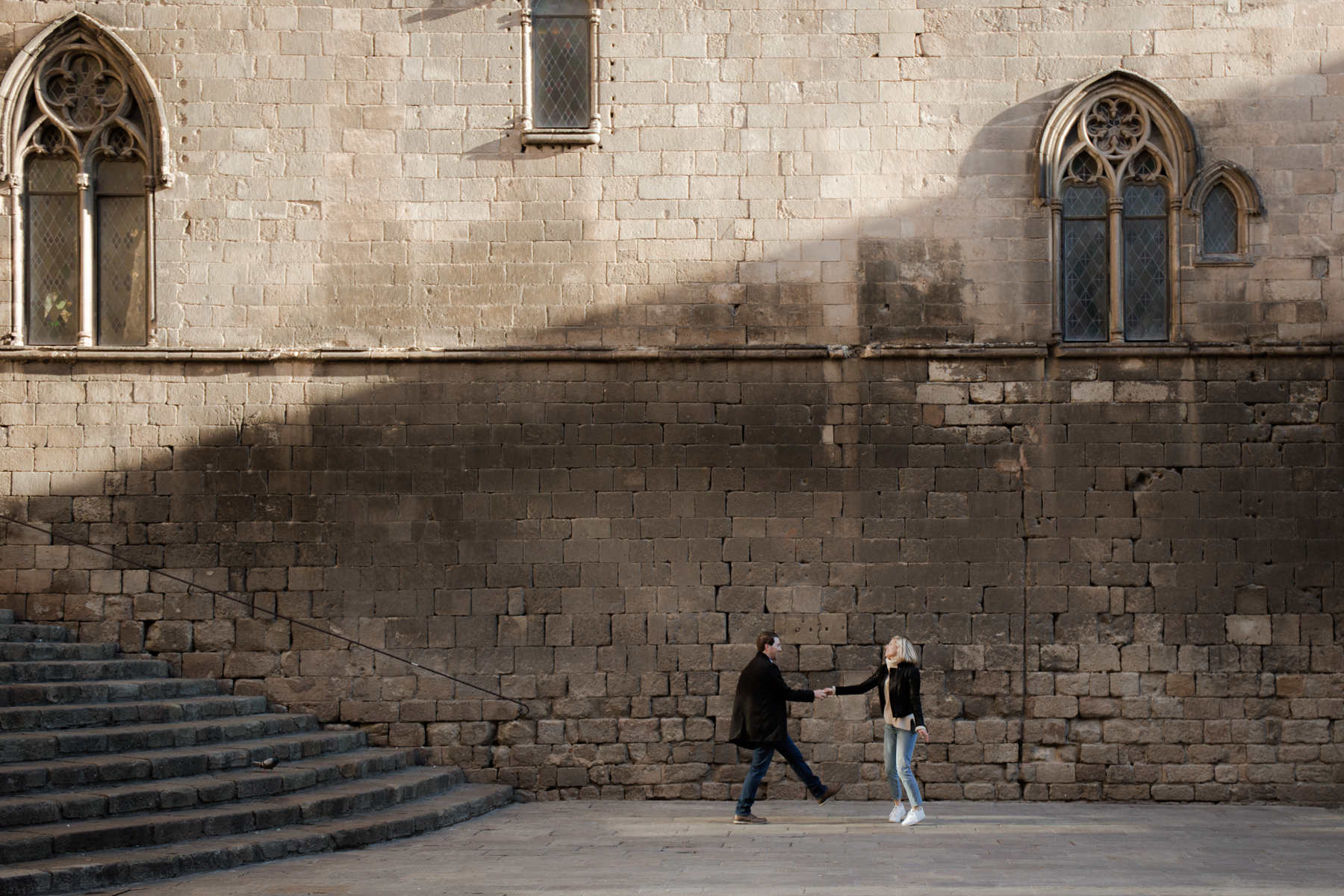engagement spots Barcelona