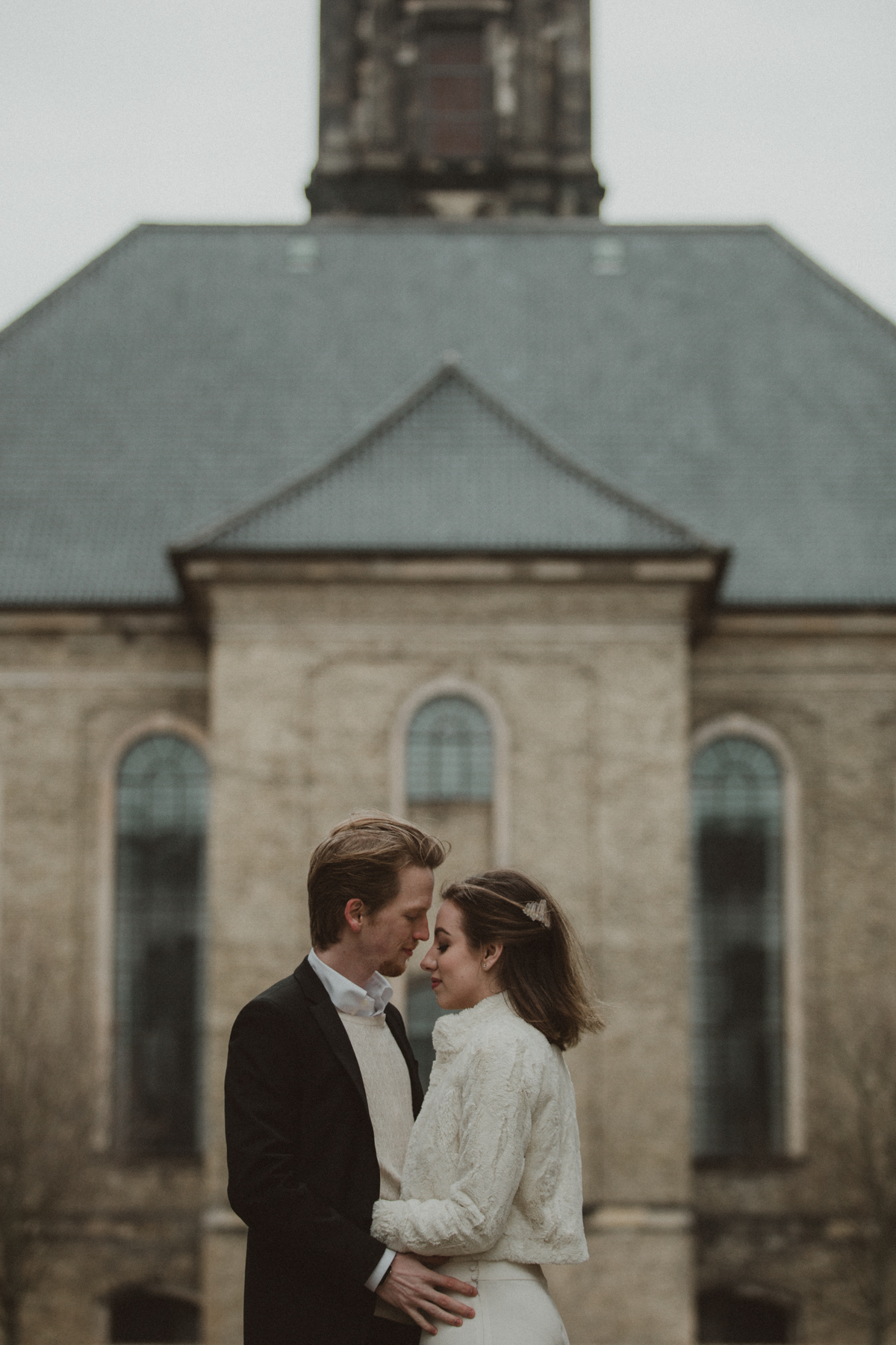 Destination wedding photographer Copenhagen