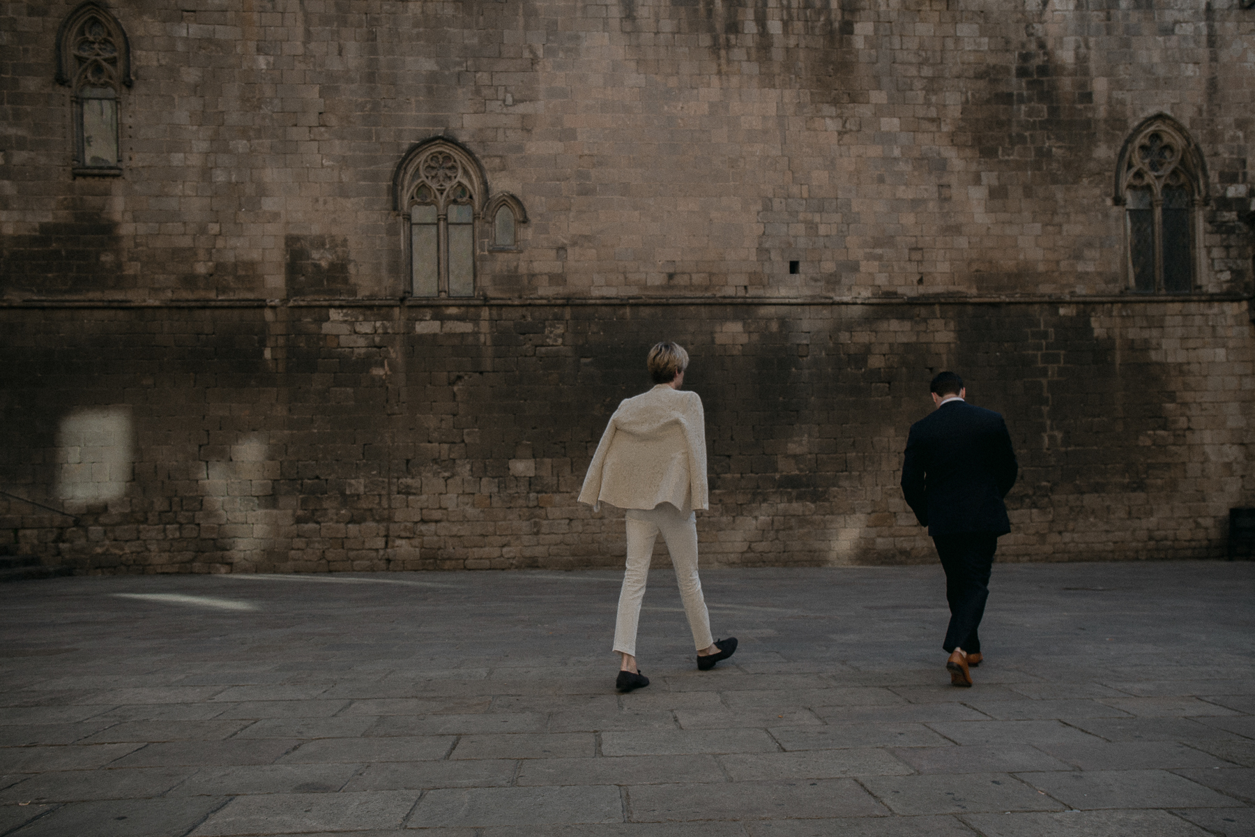 gay elopement barcelona