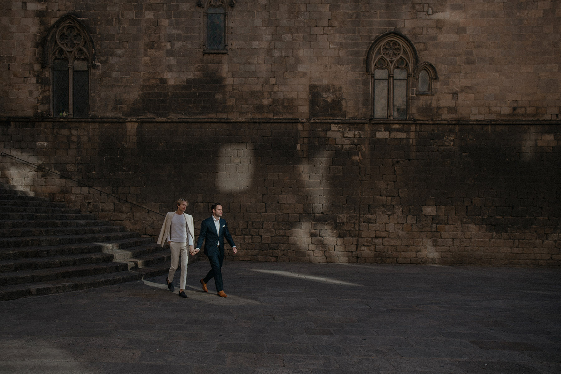 same sex wedding in Barcelona